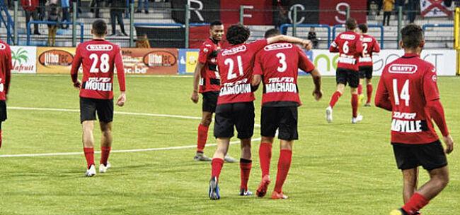 Foto: Seraing speelt barrages voor promotie naar 1A na nederlaag Lommel