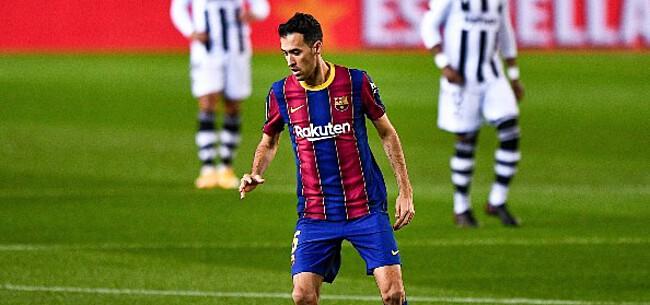 Foto: 'FC Barcelona wil af van Busquets'