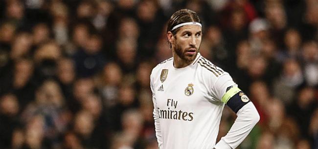 Foto: 'Real Madrid vindt opvolger voor Ramos in Serie A'