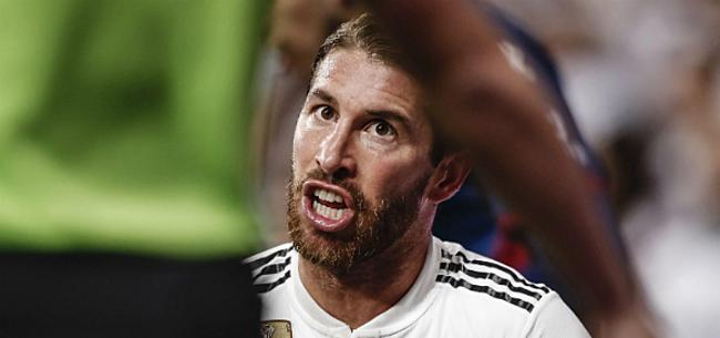 Foto: 'Ramos koestert opmerkelijke droom met Spaanse nationale ploeg'