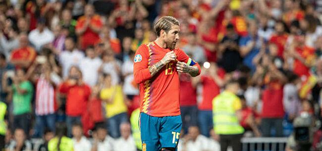 Foto: Ramos mikpunt van woedende Basken: