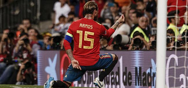 Foto: Ramos heeft nieuwe droom: