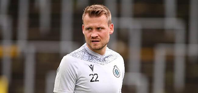 Foto: 'Mignolet gaat Club Brugge ruim een miljoen euro meer kosten'