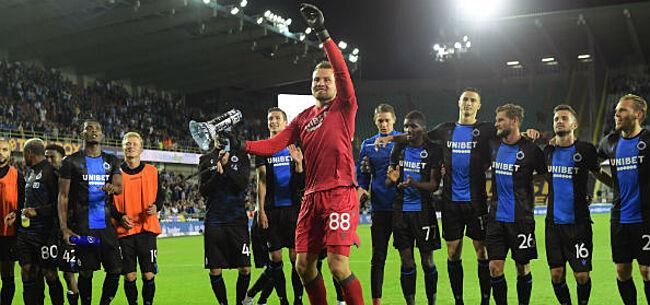 Foto: Club Brugge heeft opnieuw beet: middenvelder tekent contract