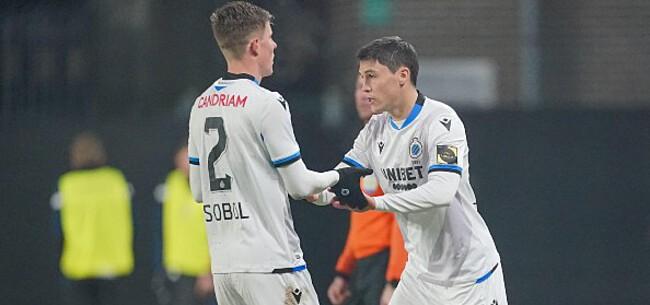 Foto: 'Club Brugge verlegt focus in jacht op linksback'