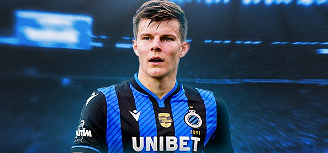 Foto: Sobol verknoeit grote transferplannen van Club Brugge