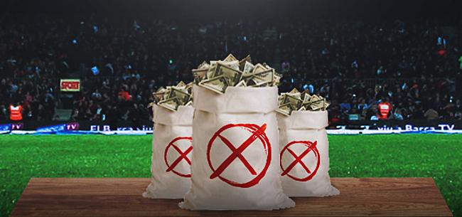 Foto: Technisch werkloos: hoe clubs én spelers in eigen vel snijden