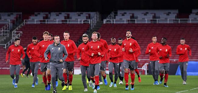 Foto: De 11 namen: Carcela op de bank, Arsenal laat zwaar geschut achterwege