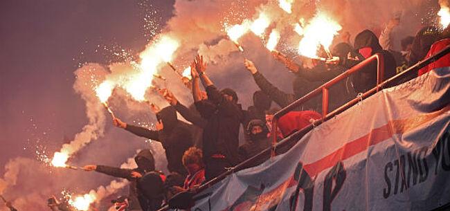 Foto: Leye haalt troefkaart boven voor Clasico tegen Anderlecht