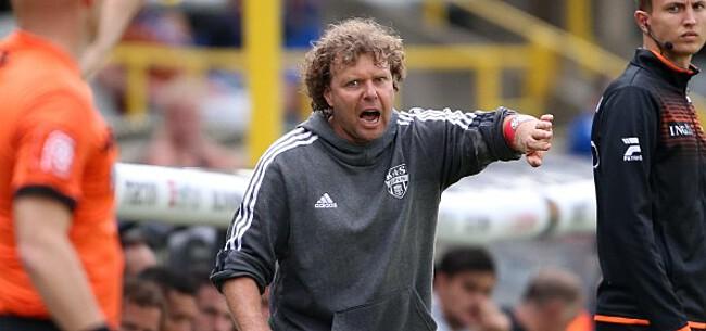 Foto: Eupen-coach Krämer was eerst op weg naar een andere club