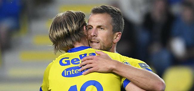 Foto: De Petter geeft aan wat hij na zijn spelersafscheid gaat doen