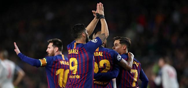 Foto: Barça krijgt opnieuw uitstekend nieuws voor hervatting La Liga