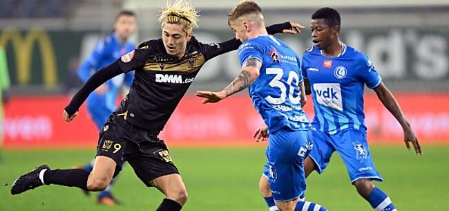 Foto: 'STVV bezorgt AA Gent fikse transferkater'