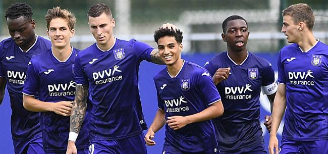 Foto: 'Zomeraanwinst mag al tijdelijk weg bij Anderlecht'