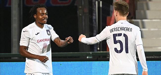 Foto: 'Anderlecht moet titularis weken missen'