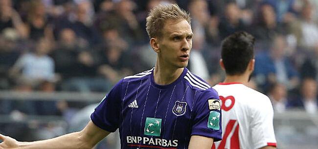 Foto: 'Charleroi deed zware inspanning voor Teodorczyk'