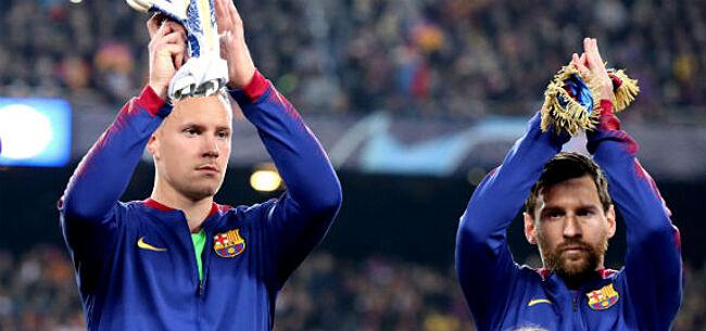 Foto: 'FC Barcelona heeft akkoord over cruciale contractverlenging'