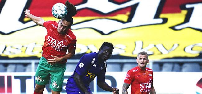 Foto: Revelatie KV Oostende: