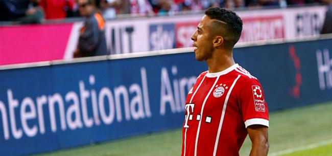 Foto: 'Sensationele transfer Thiago Alcantara , eerste contacten gelegd'