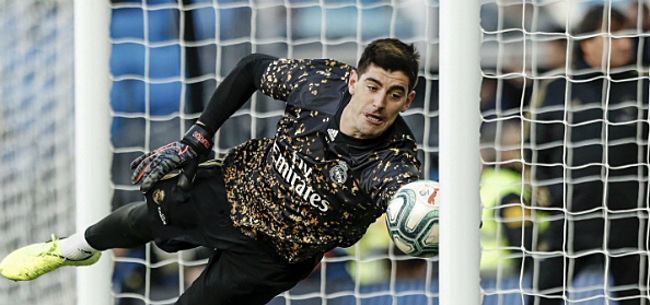 Foto: Courtois Man van de Match: