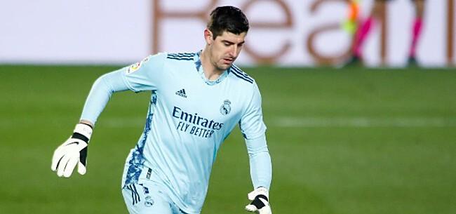 Foto: Real Madrid laat het liggen tegen Sociedad