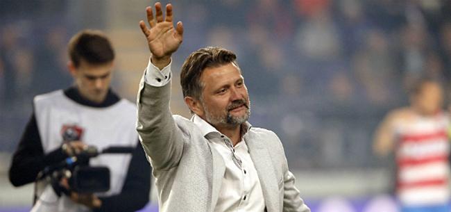 Foto: Radzinski heeft bedenkingen bij het niveau op EURO 2020