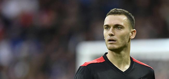 Foto: 'Valverde duidelijk over toekomst Vermaelen bij Barça'
