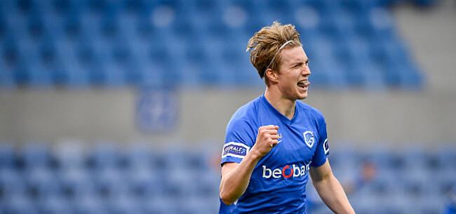 Foto: Genk zet dankzij Thorstvedt stevig druk op leider Club Brugge