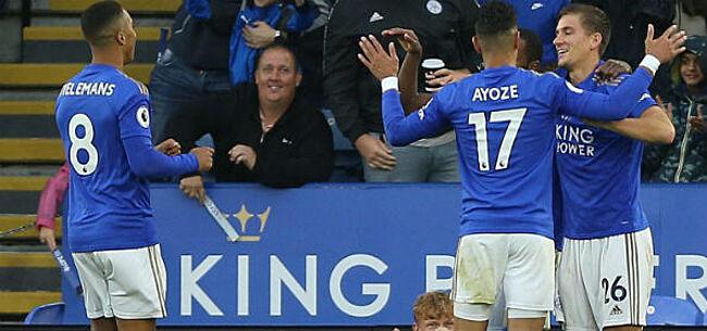 Foto: Boskamp teleurgesteld in twee Duivels: