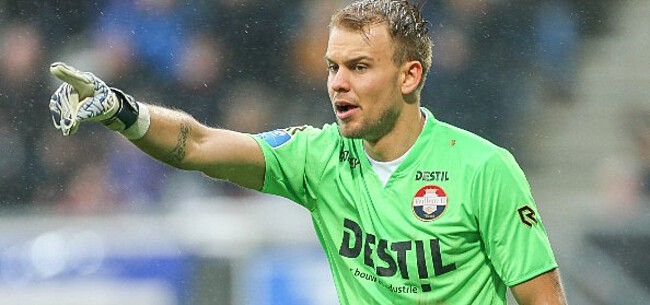 Foto: 'Anderlecht tast alsnog in de buidel voor nieuwe doelman'