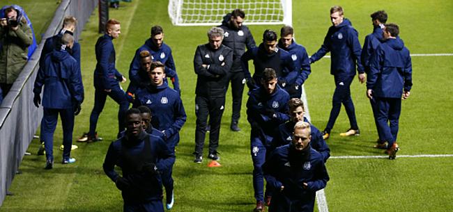 Foto: Ook tweede oefenpartner Anderlecht bekend