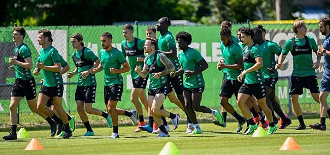 Foto: Cercle Brugge rondt transfer af met Chateauroux