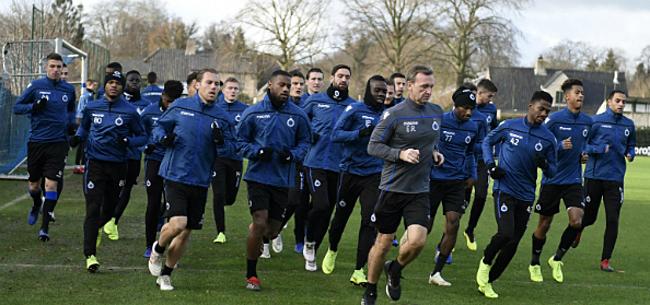Foto: 'Club Brugge trekt binnenkort naar Emiraten of Qatar'