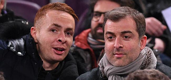 Foto: Trebel kostte Anderlecht al meer dan 15 miljoen euro