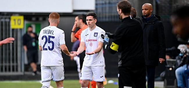 Foto: 'Anderlecht heeft 'masterplan' met Trebel'