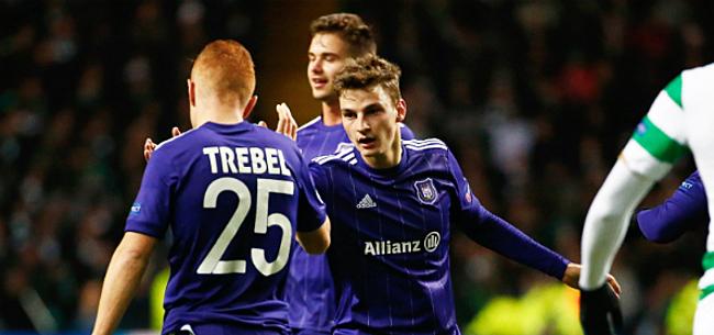 Foto: 'Trebel en Gerkens kunnen Anderlecht transfer opleveren'