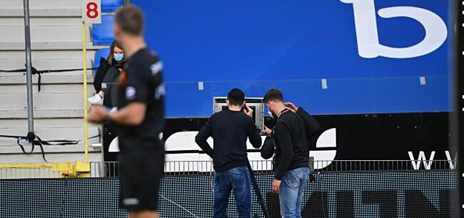 Foto: VAR-fiasco Genk-Anderlecht blijkt nog pijnlijker