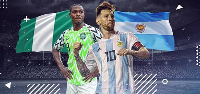 Foto: VN Wed tip: Weergaloze Messi trapt Argentinië naar tweede ronde