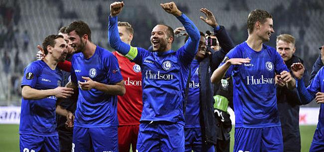 Foto: Odjidja helpt AA Gent aan fraaie transfer: