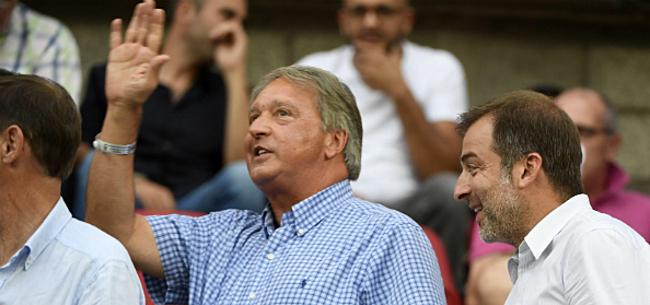Foto: Coucke laat contracten Van Holsbeeck grondig nakijken