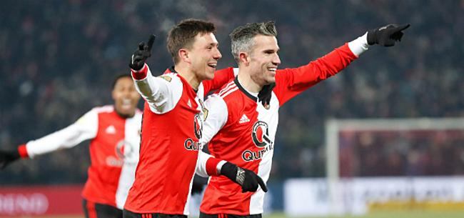 Foto: Feyenoord mag seizoen redden in Nederlandse bekerfinale