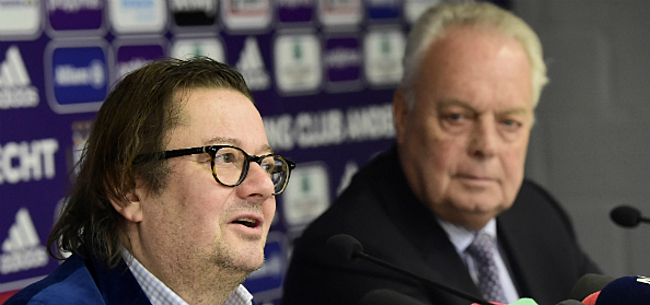 Foto: Anderlecht hult zich in stilzwijgen over sjoemelpraktijken