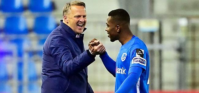 Foto: Van den Brom waarschuwt Club Brugge & co