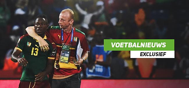Foto: EXCLUSIEF Belgen in het buitenland: