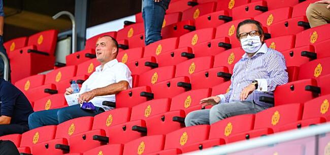 Foto: 'Anderlecht maakt weer recordverlies, oplossing in zicht'