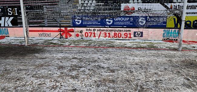 Foto: Verheyen hard voor Charleroi na afgelasting tegen Club