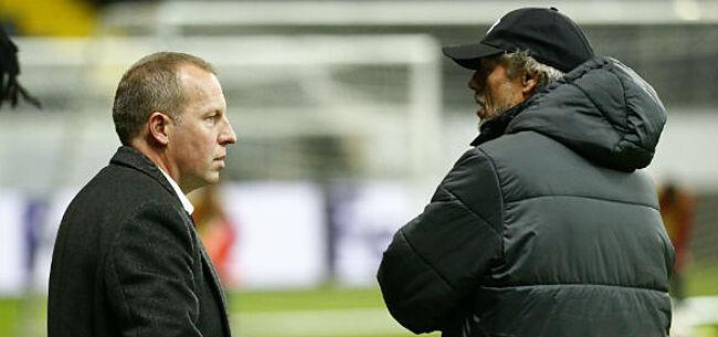 Foto: Albert haalt uit naar Preud'homme en Venanzi