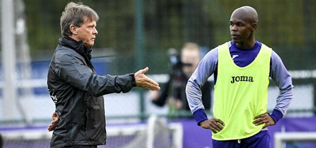 Foto: TRANSFERUURTJE: 'Geen transfer voor RSCA-speler, Vossen kan terug naar ex-club'