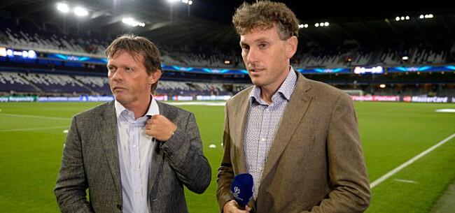 Foto: Vandenbempt mengt zich in discussie over penalty in Standard-Club