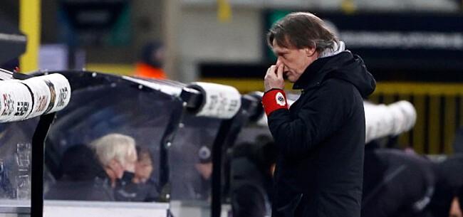 Foto: Kopzorgen Vercauteren: Antwerp zwaar gehavend tegen OHL